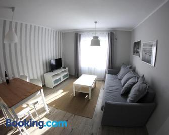 Oaza Leba - Łeba - Living room