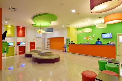 Pop! Hotel Kelapa Gading - North Jakarta - Front desk