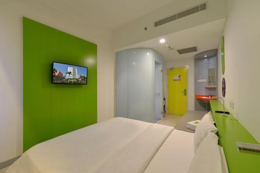 Pop! Hotel Kelapa Gading - North Jakarta - Bedroom