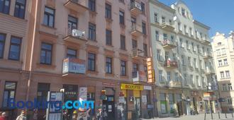 Rodmos Hostel - Lublin - Building