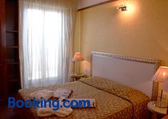 全景環境酒店 - 里米尼 - 里米尼 - 臥室