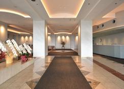 三樂莊酒店 - 白濱町 - 門廳
