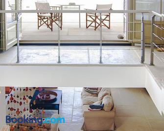 Villa Penelope - 2020 special prices - Marathopolis - Wohnzimmer
