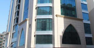 Century Hotel - Doha - Toà nhà