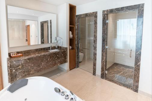 Century Hotel - Doha - Bathroom