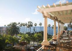 瓦倫西亞酒店 - 拉荷雅 - 聖地亞哥 - 餐廳
