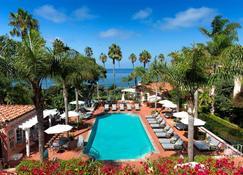 La Valencia Hotel - San Diego - Svømmebasseng