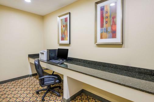 Quality Inn Roanoke Airport - Roanoke - Business centre