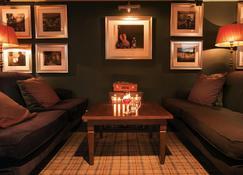 Hotel du Vin & Bistro Edinburgh - Edinburgh - Wohnzimmer