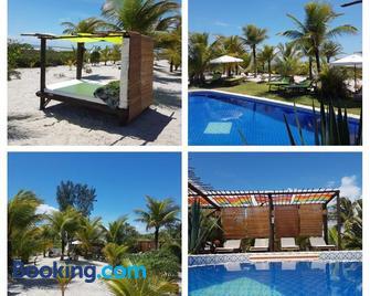 Bambusada Hotel & Restaurant - Canavieiras - Pool