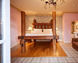 Moss Grove Organic - Ambleside - Bedroom