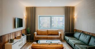 Amsterdam Id Aparthotel - אמסטרדם - סלון