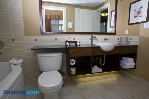 Summerland Waterfront Resort & Spa - Summerland - Bathroom