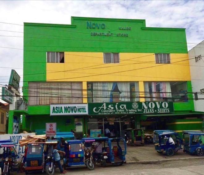 Asia Novo Boutique Hotel-Kalibo - Kalibo - Building