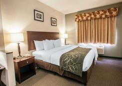 Comfort Suites - Elgin - Schlafzimmer