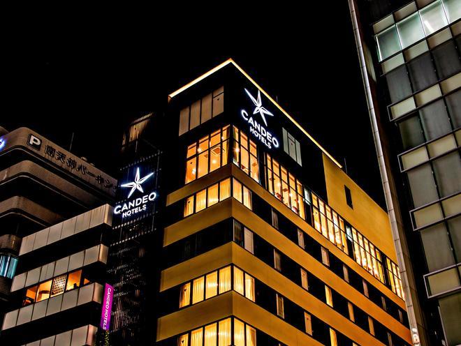 Candeo Hotels Fukuoka Tenjin - Φουκουόκα - Κτίριο