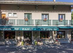 Hotel De Paris - Briançon - Rakennus