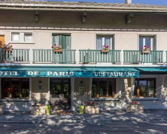 Hotel De Paris - Briançon - Building