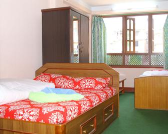 Swastik Guest House - Bhaktapur - Bedroom