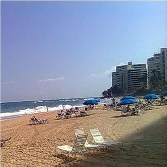 Sandy Beach Hotel - San Juan - Ranta
