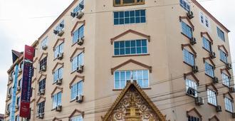 Angkor International Hotel - Пномпень - Здание