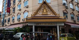 Angkor International Hotel - Phnom Penh - Building