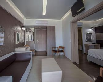 Melrose Hotel - Rethymno - Living room