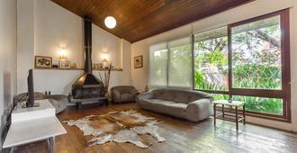 Casa das Framboesas - Porto Alegre - Sala de estar