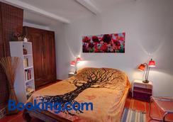 Les Gargoulettes - Mérindol - Bedroom