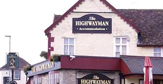 Relaxinnz The Highwayman Inn - Shepton Mallet - Rakennus