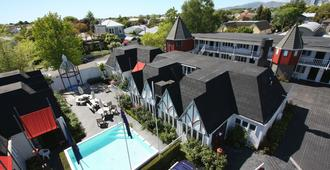 Camelot Motor Lodge - Christchurch