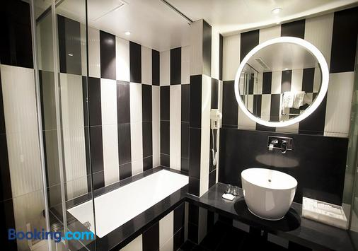 Royal Group Hotel Minghua Branch - Kaohsiung - Bathroom