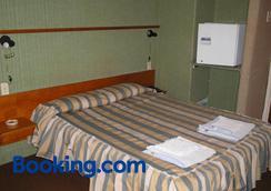 Hotel La Cumbre - Piriápolis - Bedroom