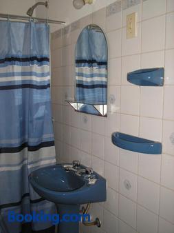 Hotel La Cumbre - Piriápolis - Bathroom
