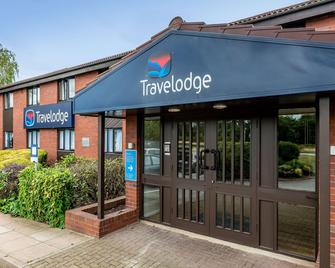 Travelodge Burton A38 Southbound - Burton-on-Trent - Gebouw