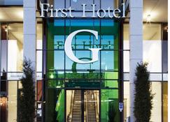 First Hotel G - Gothenburg - Building