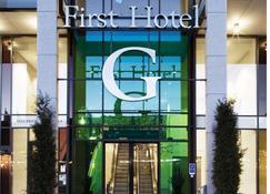 First Hotel G - Göteborg - Bina