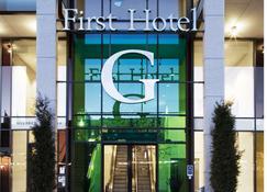 First Hotel G - Goteburg - Budynek