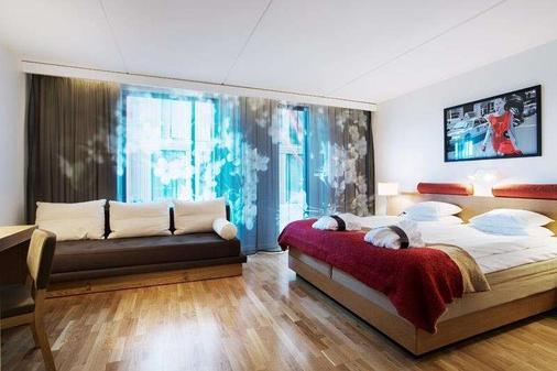 First Hotel G - Gothenburg - Phòng ngủ
