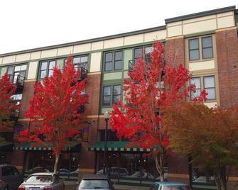 Orenco Lofts - Hillsboro - Building