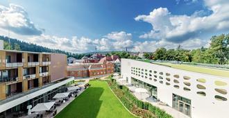 Hotel König Albert - Bad Elster - Building
