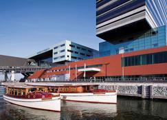 Movenpick Hotel Amsterdam City Centre - Amsterdam - Gebouw