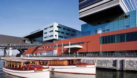 Mövenpick Hotel Amsterdam City Centre - Amsterdam - Edificio