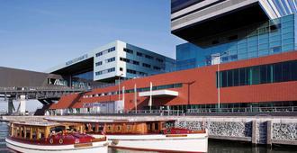 Mövenpick Hotel Amsterdam City Centre - Am-xtéc-đam - Toà nhà