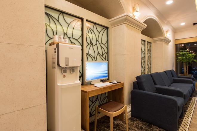 Hotel Elin - Jeju City - Living room