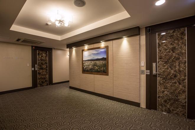 Hotel Elin - Jeju City - Hallway