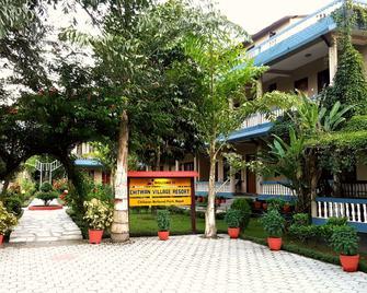 Chitwan Village Resort - Chitwan - Outdoors view