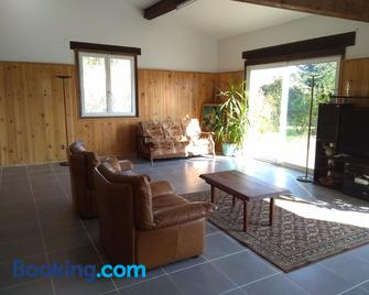 loft At Besset - Mirepoix - Living room