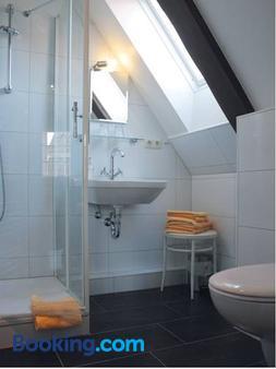 Apartments im Kaffeehaus Heldt - Eckernförde - Bathroom