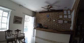 Hotel La Magdalena - Cartagena de Indias - Recepción
